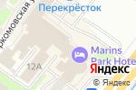 Схема проезда до компании Свобода От Кредитов в Нижнем Новгороде