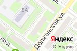 Схема проезда до компании Адвокатский кабинет Надельман Е.Е. в Нижнем Новгороде