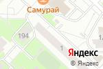 Схема проезда до компании Ника Спринг Лаборатория в Нижнем Новгороде