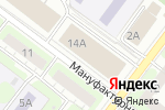 Схема проезда до компании Арт Лигал в Нижнем Новгороде