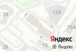 Схема проезда до компании Инвест КМ в Нижнем Новгороде