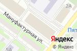 Схема проезда до компании АЛЕКСАНДРиЯ, ЧОУ ДПО в Нижнем Новгороде