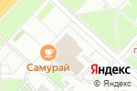 Схема проезда до компании БК-53 в Нижнем Новгороде