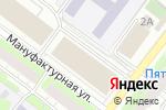 Схема проезда до компании Check avto в Нижнем Новгороде