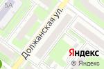 Схема проезда до компании СТАНДАРТГРУПП в Нижнем Новгороде