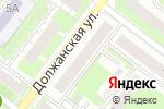 Схема проезда до компании Иностранный гражданин в Нижнем Новгороде