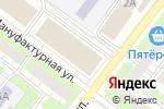 Схема проезда до компании ЛУИС+НН в Нижнем Новгороде