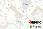 Схема проезда до компании АгроПромСтрой-НН в Нижнем Новгороде