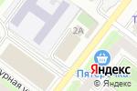 Схема проезда до компании Единый медицинский центр в Нижнем Новгороде