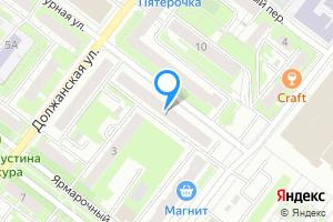 Сдается однокомнатная квартира в Нижнем Новгороде ул Мануфактурная, 7
