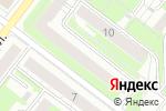 Схема проезда до компании Отделение по делам несовершеннолетних в Нижнем Новгороде