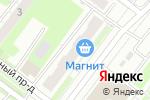 Схема проезда до компании Магазин косметики и парфюмерии в Нижнем Новгороде
