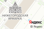 Схема проезда до компании Мастерская по ремонту одежды в Нижнем Новгороде
