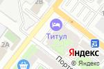 Схема проезда до компании Lambre в Нижнем Новгороде