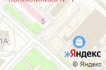 Схема проезда до компании Жареное солнце в Нижнем Новгороде