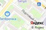 Схема проезда до компании Городская поликлиника №51 в Нижнем Новгороде
