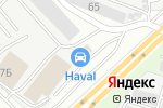 Схема проезда до компании Орион-Сервис в Нижнем Новгороде
