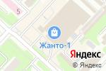 Схема проезда до компании Мой детский магазин в Нижнем Новгороде