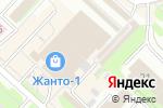 Схема проезда до компании Магазин нижнего белья в Нижнем Новгороде