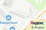 Схема проезда до компании Промсвет в Нижнем Новгороде