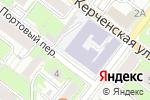 Схема проезда до компании Нижегородский Морской клуб в Нижнем Новгороде