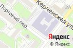 Схема проезда до компании Детское речное пароходство им. А. Гайдара в Нижнем Новгороде