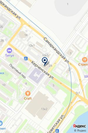 НИЖЕГОРОДСКИЙ ФИЛИАЛ ХАДО-РЕГИОН на карте Нижнего Новгорода