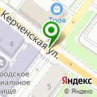 Местоположение компании НижегородАВТО