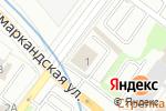 Схема проезда до компании SM Driver в Нижнем Новгороде