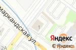 Схема проезда до компании Zvuk в Нижнем Новгороде