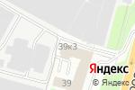 Схема проезда до компании First Line Software в Нижнем Новгороде