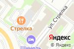 Схема проезда до компании СТРАХОВКА ПЛЮС в Нижнем Новгороде