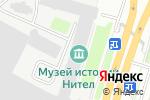 Схема проезда до компании КБ Ассоциация в Нижнем Новгороде