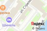 Схема проезда до компании Дежурная часть в Нижнем Новгороде