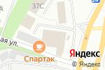 Схема проезда до компании Автодрайв в Нижнем Новгороде