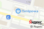 Схема проезда до компании Авто-Экспресс в Нижнем Новгороде