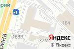 Схема проезда до компании Торк Авто в Нижнем Новгороде