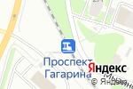Схема проезда до компании АльХорс в Нижнем Новгороде