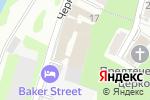 Схема проезда до компании Промышленная автоматика-контроль доступа в Нижнем Новгороде