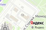 Схема проезда до компании Реставрационная мастерская в Нижнем Новгороде