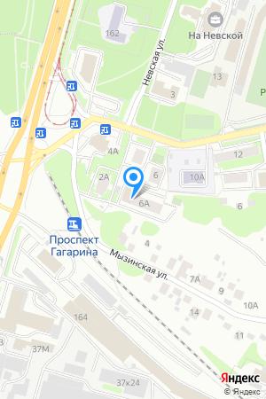 Дом 6А по ул. Горная, ЖК Подкова Приокская на Яндекс.Картах