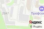 Схема проезда до компании КСЭ в Нижнем Новгороде
