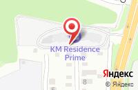 Схема проезда до компании Анданте в Нижнем Новгороде