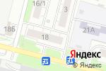 Схема проезда до компании СтальКомпозит в Нижнем Новгороде
