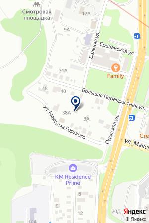 ПКФ АРИЕНТ на карте Нижнего Новгорода