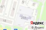 Схема проезда до компании Детский сад №50 в Нижнем Новгороде