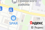 Схема проезда до компании Штампы-нн в Нижнем Новгороде