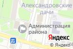 Схема проезда до компании Приокское в Нижнем Новгороде