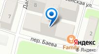 Компания Служба общего сервиса на карте