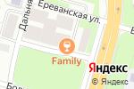 Схема проезда до компании А2+ в Нижнем Новгороде